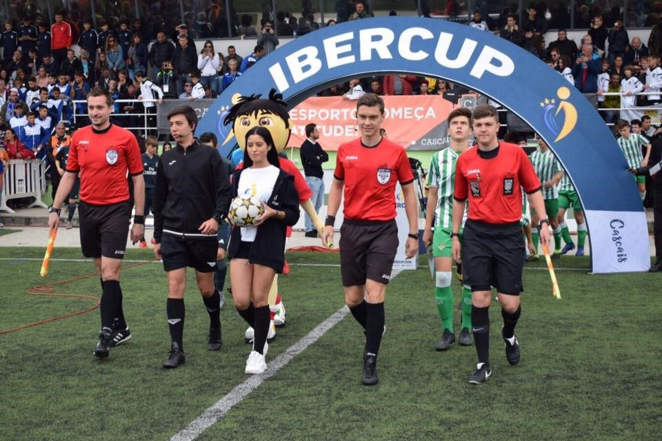 Iber Cup referee academy finals