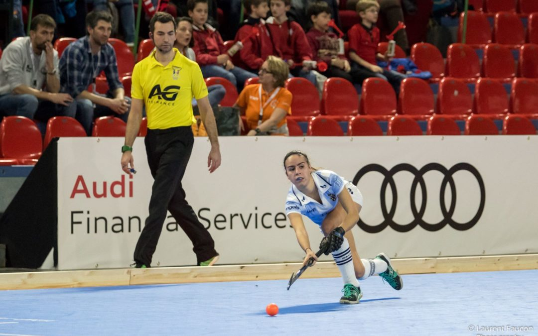 AXIWI offers top umpires Belgium Hockey Association many advantages