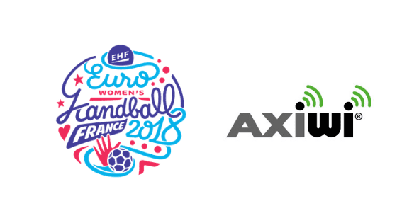 Meet up with the AXIWI team during European Women's Handball Championship for live demonstration in Paris