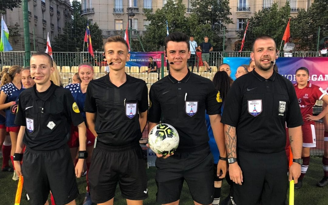 Tournaments Abroad and AXIWI team up to drive referee development