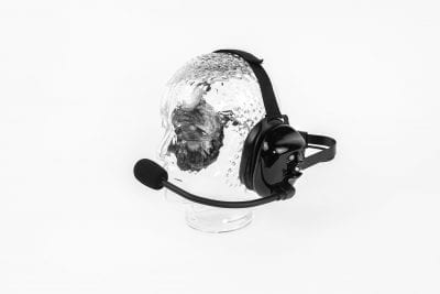 axiwi he-085 headset with noise reduction 29 dB with neckband