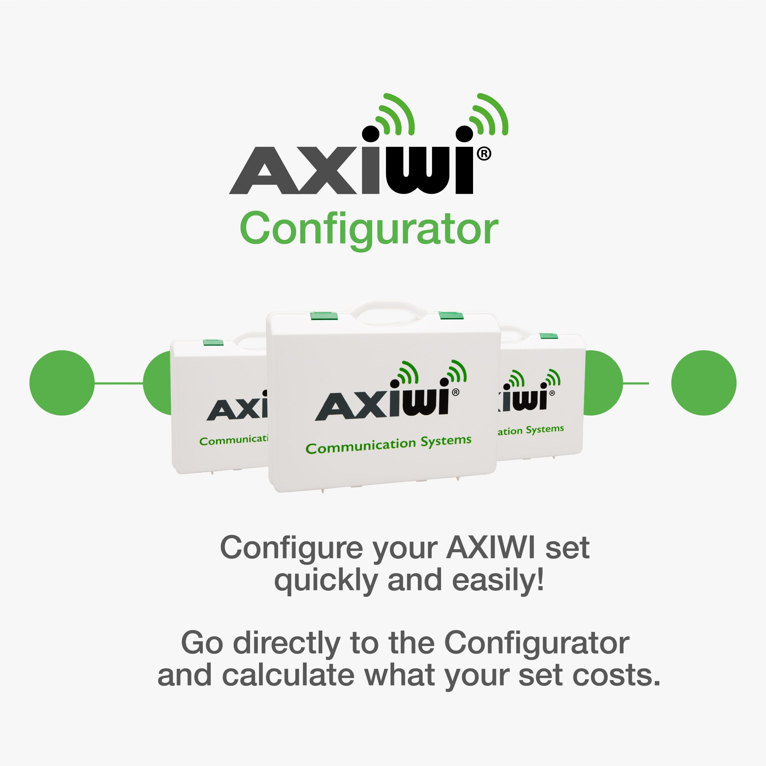 the axiwi configurator