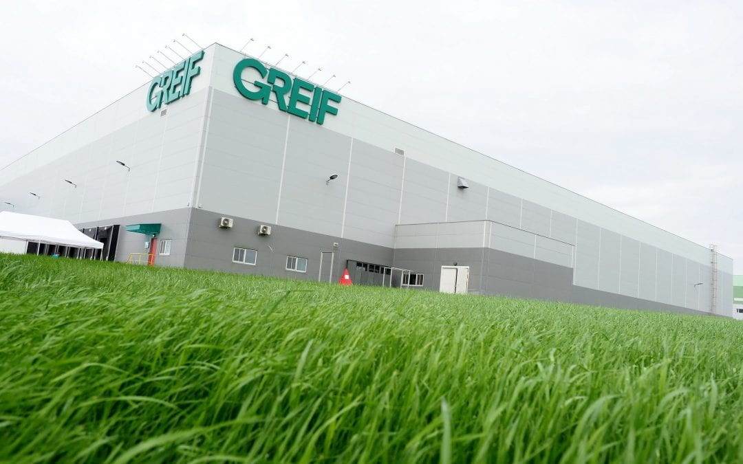 Greif gives a Coronaproof guided company tour 'remotely' via Zoom with AXIWI