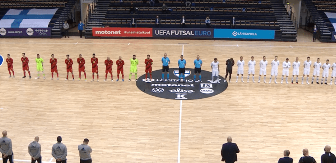 Great teamwork with AXIWI by FA futsal referees