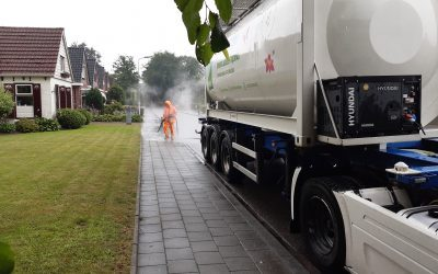 Sight Landscaping increases safety between driver and employee with AXIWI headsets